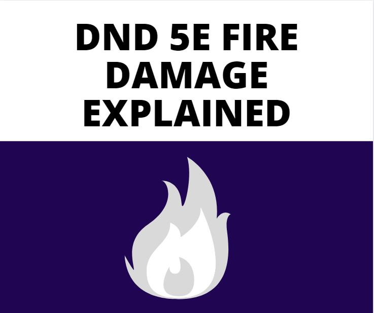 dnd 5e fire damage