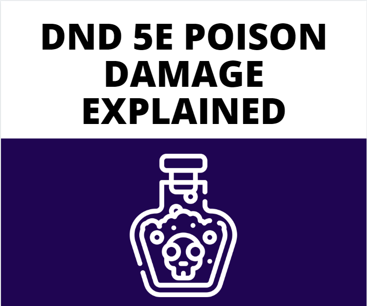 dnd 5e poison damage