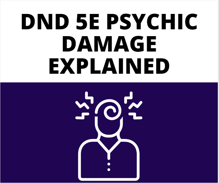 dnd 5e psychic damage