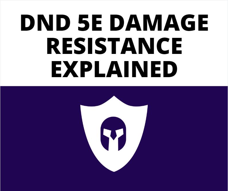DMG Resistance