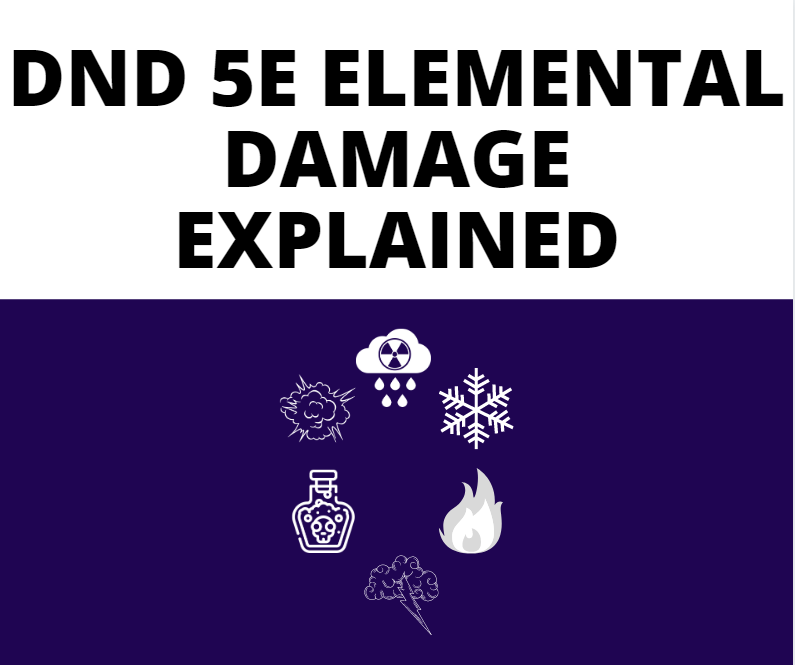 DnD 5e Elemental DMG