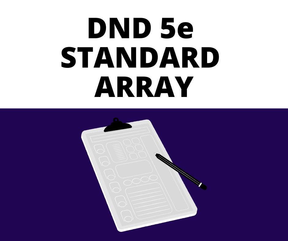 DND-STANDARD-ARRAY